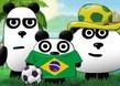 3 Panda 3: Brezilya