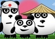 3 Panda: Japonya