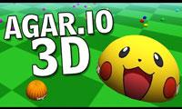 3D Agar.io