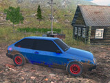 3D Araba Sür
