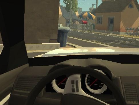 3D Arabanı Park Et