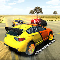 3D Gerçekçi Araba Yarışı