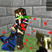 3D Minecraft Savaşları