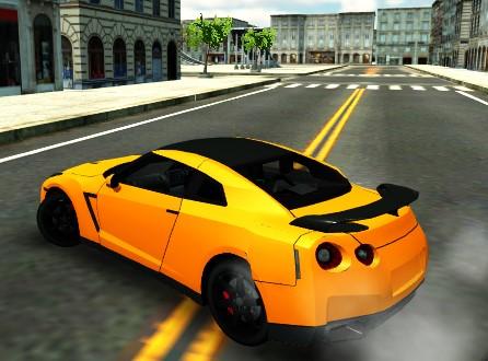 3D Şehir Yarışı 2