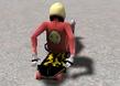 3D Sokak Kızağı