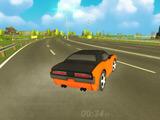 3D Süper Araba Yarışları