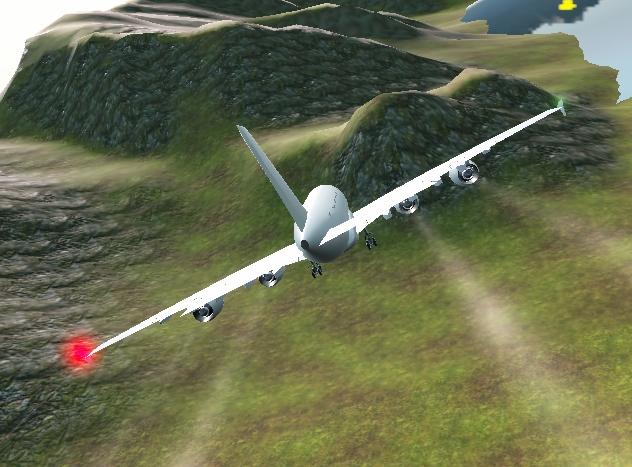 Airbus Uçurma