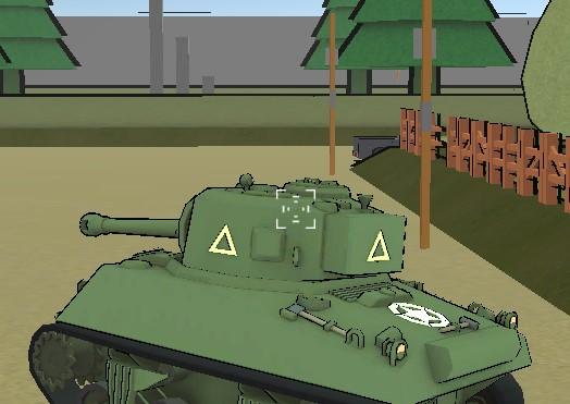 Alman ve Amerikan Tankları