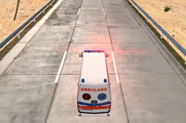Ambulans Şoförü Olma