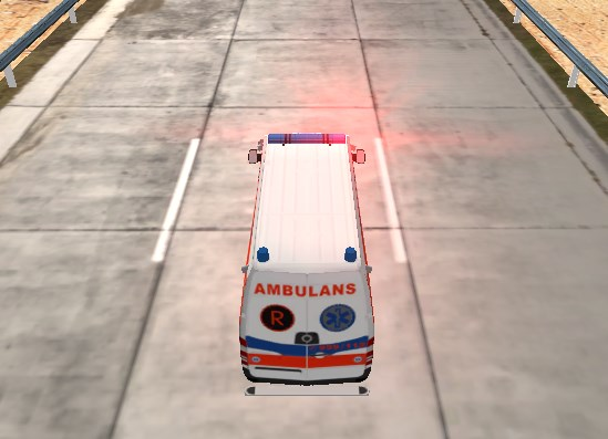 Ambulans Sürme