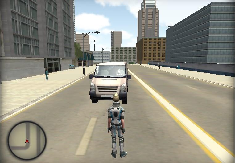 Araba Hırsızlığı 3D