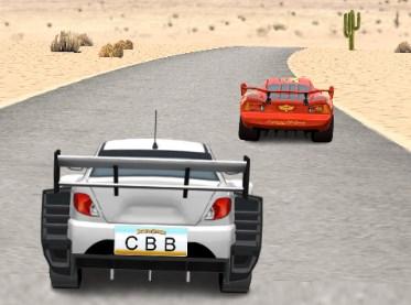 Arabalar Animasyon