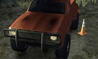 Arazi Arabası Park Etme