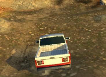 Arazi Yolları 3D