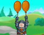 Balonlu Şovalye