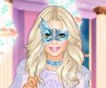 Barbie Maskeli Balo Hazırlığı