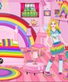 Barbie Oda Boyama