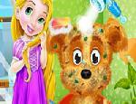 Bebek Rapunzel'in Köpeği