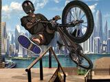 Bisikletle Akrobasi