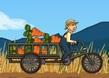 Bisikletli Çiftçi