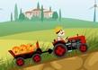 Çiftçi Traktörü 2