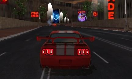 Çılgın Arabalar 3D
