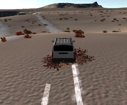 Çöl Yarışı