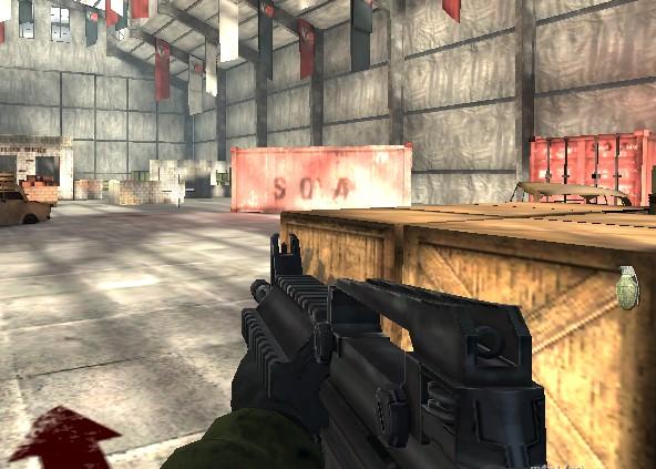 Combat Guns