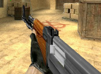 Counter Strike De Dust