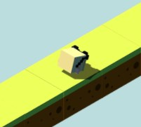 Cube the Runner