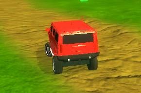Dağ Arabaları 3D