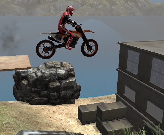 Dağ Motorsikletleri Sürme