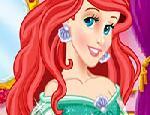 Deniz Kızı Ariel'i Giydir