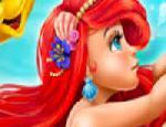 Deniz Kızı Arieli Yıka