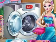 Elsa ile Temizlik