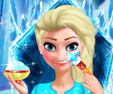 Elsa Makyajı
