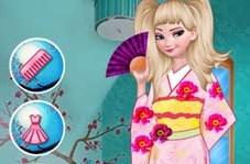 Elsa ve Sakura