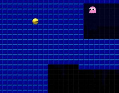 Gelişmiş Pacman