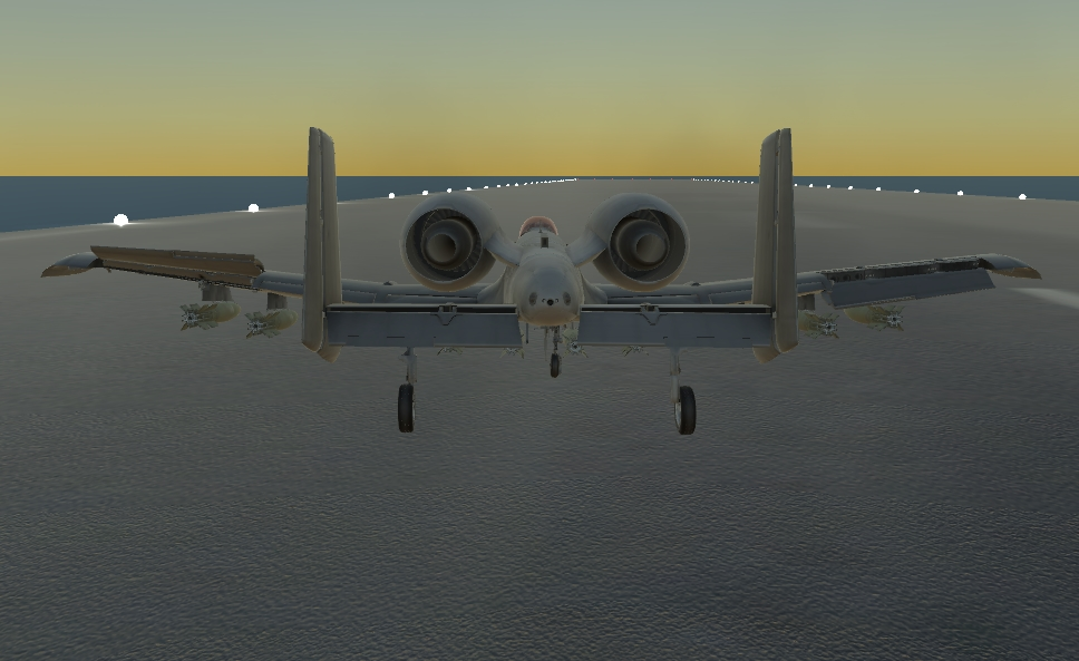 Gerçek Uçak Similasyonu