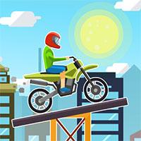 Gökyüzündeki Motorcu