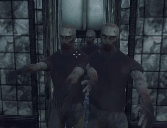 Hastanedeki Zombiler