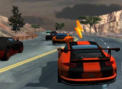 Hızlı Arabaların Yarışı