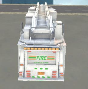 İtfaiye Aracı Simülatör