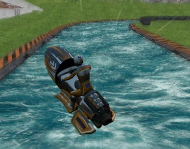 Jet Ski Yarışı 3D