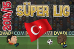 Kafa Topu Türkiye Süper Lig