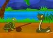 Kaplumbağayı Okyanusa Götür