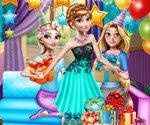 Kızlar Doğum Günü Partisi
