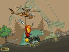 Kobra Helikopter : Bombardıman