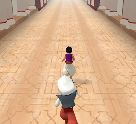 Koş Aladdin Koş