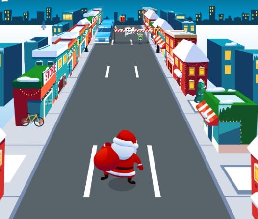 Koş Noel Baba 2019